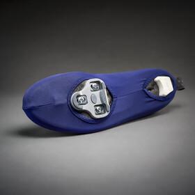 GripGrab RaceAero II Lightweight Lycra Shoes Covers 2, blauw